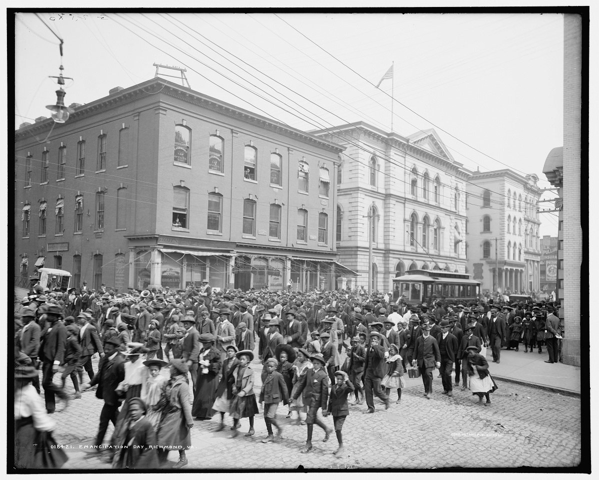 juneteenth_richmond-1905-parade-loc-4a12513a