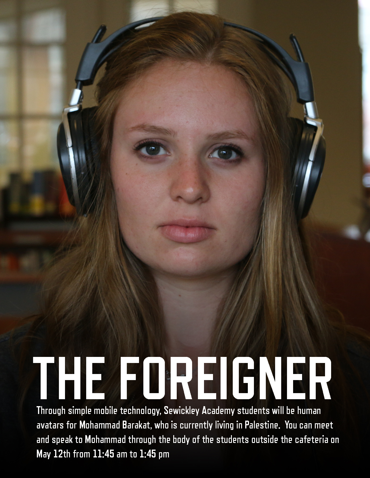 Foreigner-Poster-Sewickley_girl1_mohammad