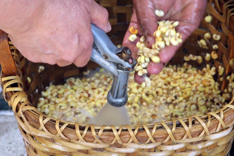 cornwashing
